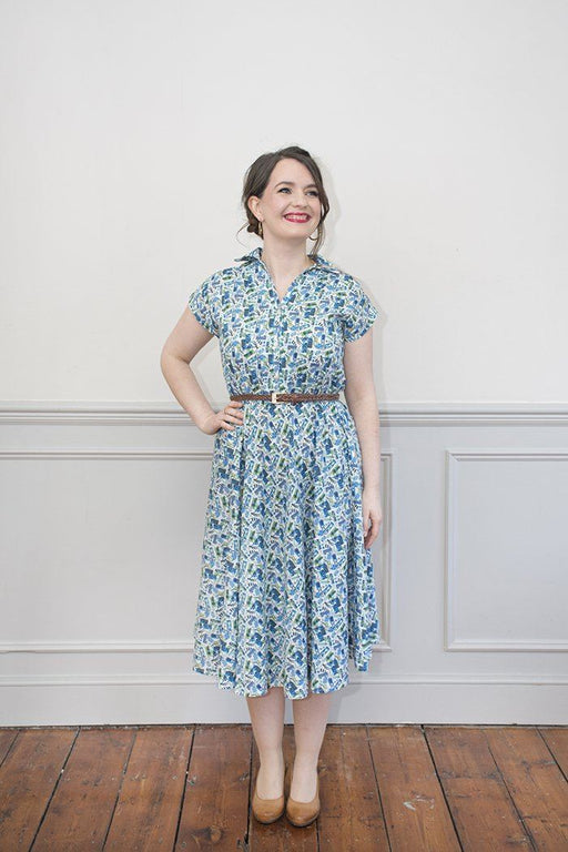 Sew Over It - Penny Dress - The Village Haberdashery