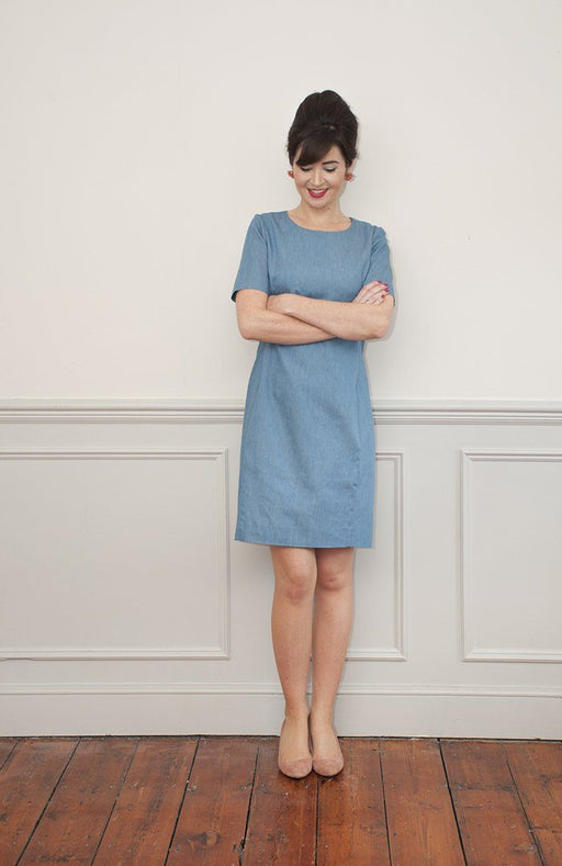 Sew Over It - Zoe Dress - The Village Haberdashery