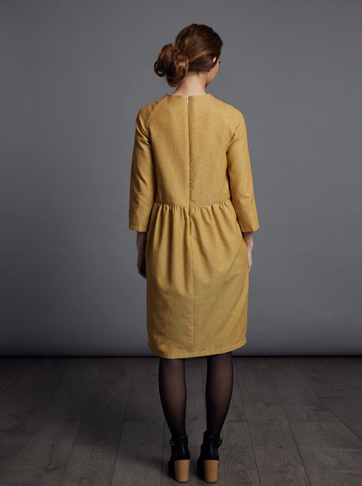 The Avid Seamstress - The Gathered Dress - The Village Haberdashery