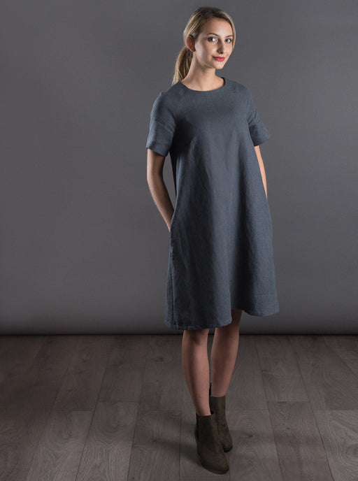 The Avid Seamstress - The Raglan Dress and Top - The Village Haberdashery
