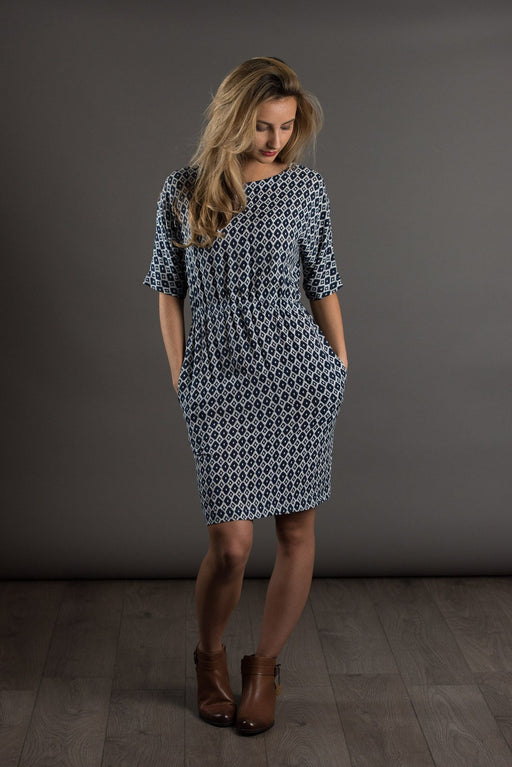 The Avid Seamstress - The Sheath Dress - The Village Haberdashery