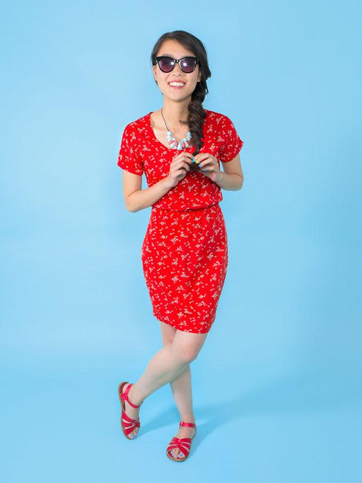 Tilly and the Buttons - Bettine Dress - The Village Haberdashery
