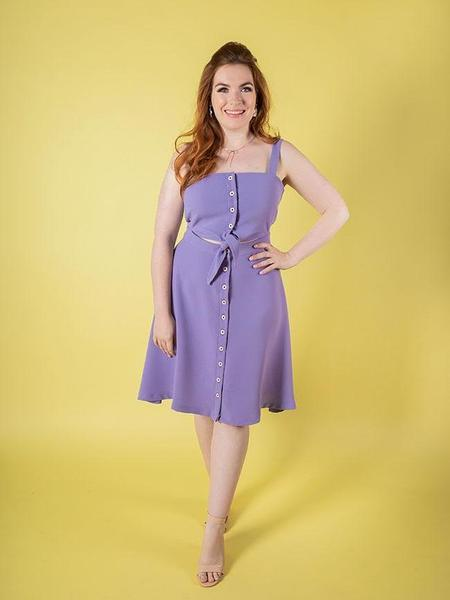 Tilly and the Buttons - Seren Dress - The Village Haberdashery