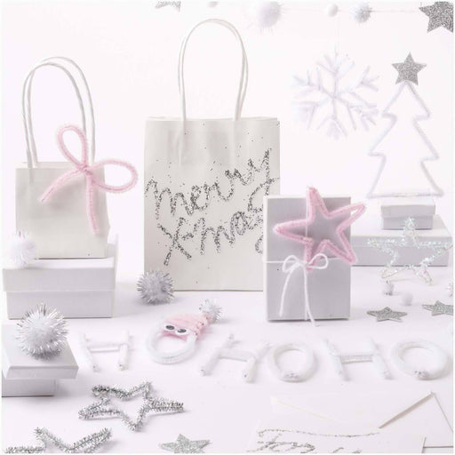 Christmas Craft Kit - Silver - The Village Haberdashery