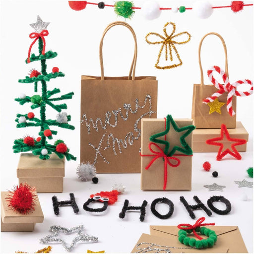 Christmas Craft Kit - Classic - The Village Haberdashery
