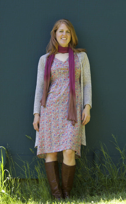 Sew House Seven - The Mississippi Avenue Dress & Top Sewing Pattern - The Village Haberdashery
