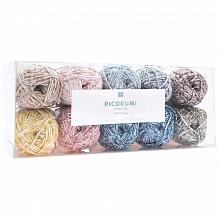 Ricorumi Cotton DK - 10 Colour Set - Spray - The Village Haberdashery