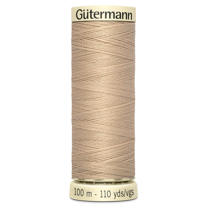 Gutermann Sew-All Polyester Thread - 186 - The Village Haberdashery