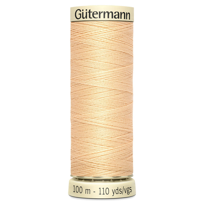 Gutermann Sew-All Polyester Thread - 6 - The Village Haberdashery