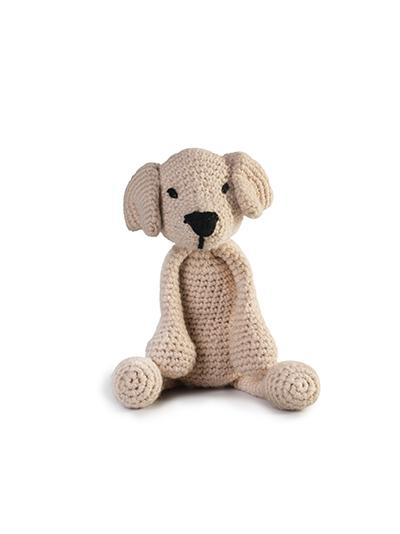 TOFT Crochet Amigurumi Kit: Eleanor the Labrador - The Village Haberdashery