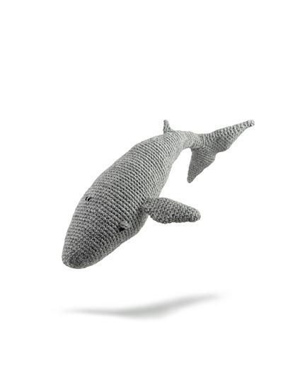 TOFT Crochet Amigurumi Kit: Hope the Blue Whale - The Village Haberdashery