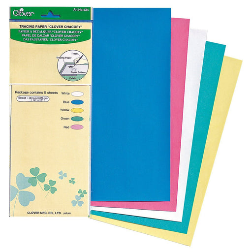 Clover Tracing Paper - The Village Haberdashery