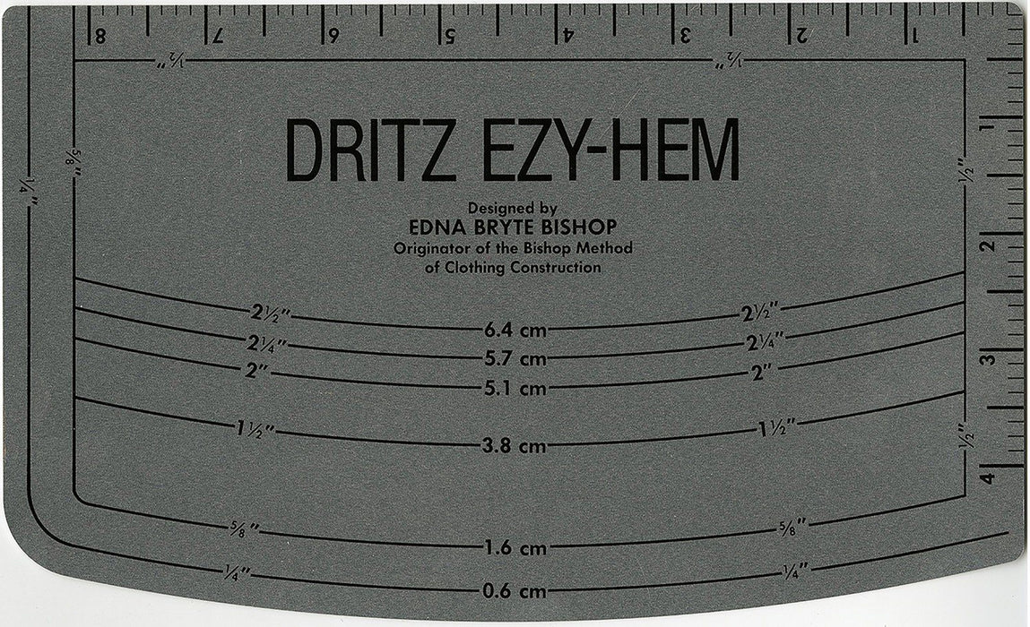 Dritz Ezy Hem Gauge - The Village Haberdashery