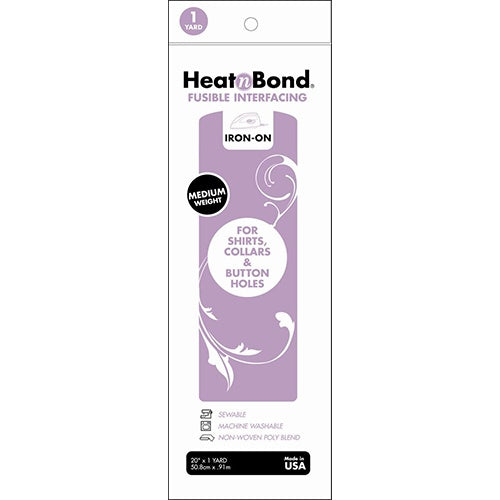 HeatnBond Fusible Interfacing - Medium Weight - The Village Haberdashery