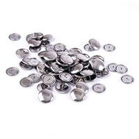 Loose Self Cover Buttons - 15mm - The Village Haberdashery