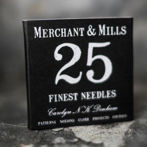 Merchant & Mills Fine Sewing Needles - The Village Haberdashery