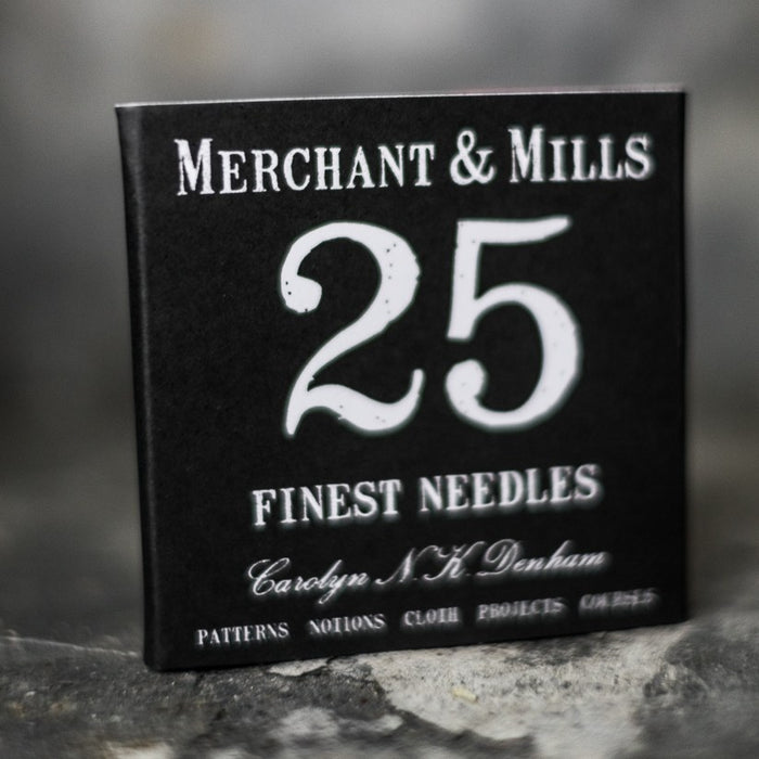 Merchant & Mills - Fine Sewing Needles - The Village Haberdashery