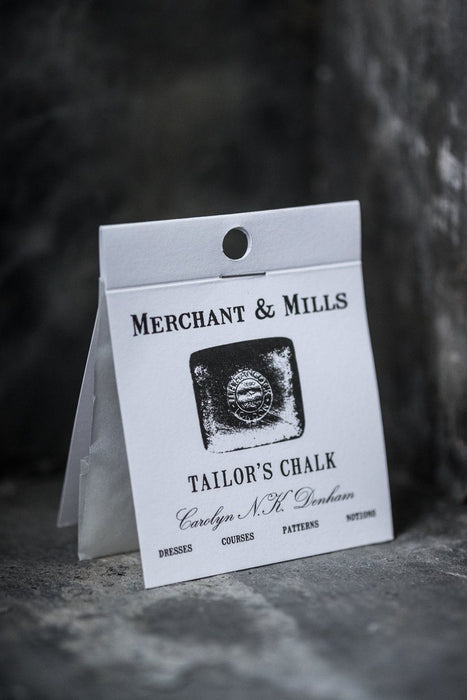Merchant & Mills - Tailor's Chalk - The Village Haberdashery