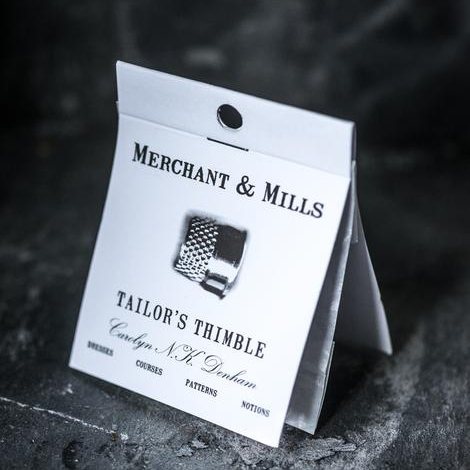 Merchant & Mills - Tailor's Thimble - The Village Haberdashery