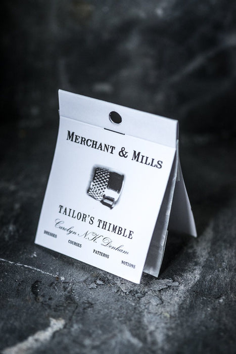 Merchant & Mills Tailor's Thimble - The Village Haberdashery