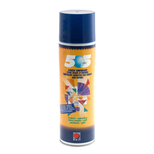 Odif 505 Basting Spray - 500ml - The Village Haberdashery