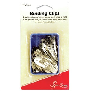 Quilt Binding Clips - The Village Haberdashery