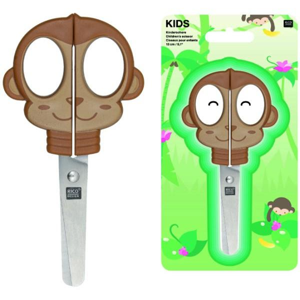 Rico Kid's Scissors - Monkey - The Village Haberdashery