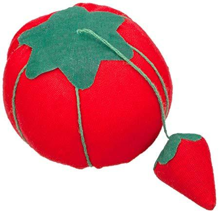 Tomato Pin Cushion - The Village Haberdashery