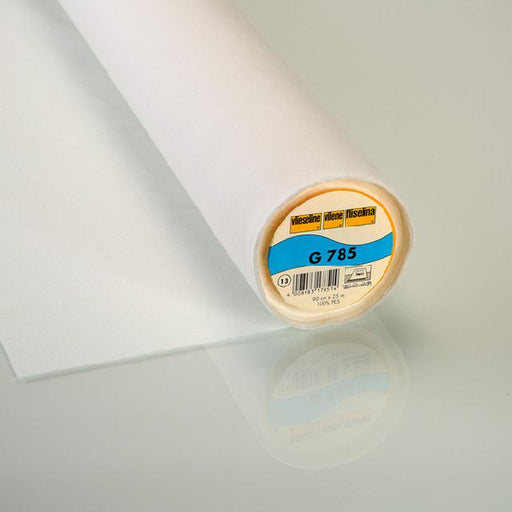 Vilene Stretch Fusible Interfacing - White - The Village Haberdashery