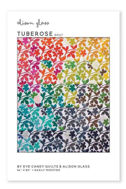 Patterns - Alison Glass Design - Tuberose Quilt Pattern