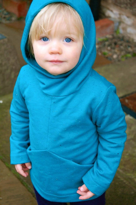 Two Stitches - Charlie Hoodie and Tunic - The Village Haberdashery