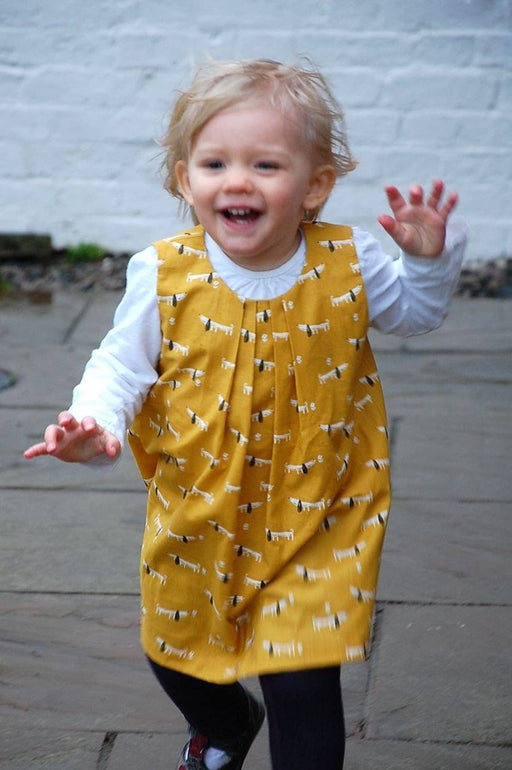 Two Stitches - Frida Dress and Swing Top - PDF - The Village Haberdashery