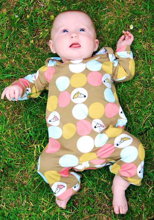Two Stitches - Grow Babygrow - The Village Haberdashery