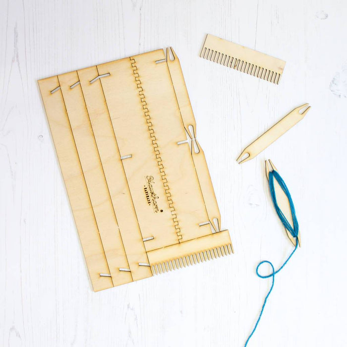 Pop-Up Weaving Loom - The Village Haberdashery