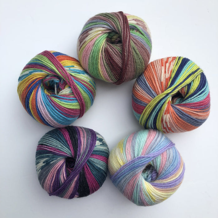 Adriafil Knitcol - Baby Fancy - The Village Haberdashery