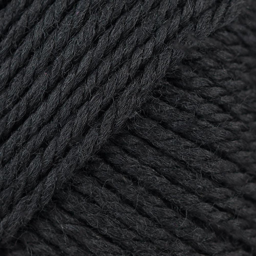 Rico Essentials Soft Merino Aran - Black - 9 - The Village Haberdashery