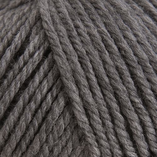 Rico Essentials Soft Merino Aran - Medium Grey - 94 - The Village Haberdashery