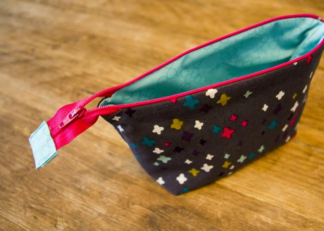Learn to Sew a Zip Pouch with Charlotte Newland - The Village Haberdashery