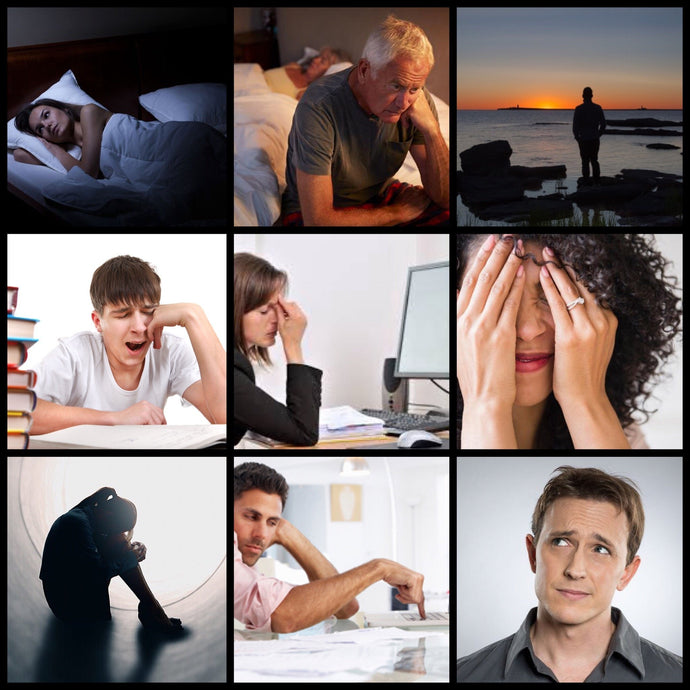 9 Symptoms of Insomnia