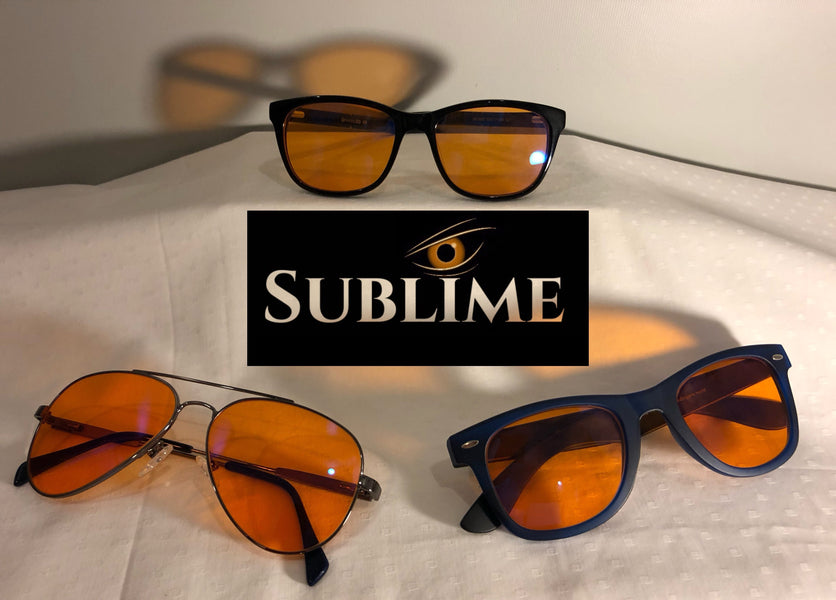 SUBLIME BLUE LIGHT BLOCKING GLASSES