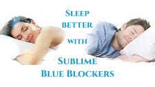 Blue Light Blocking Glasses-Sublime Blue Blockers-Sleep Better