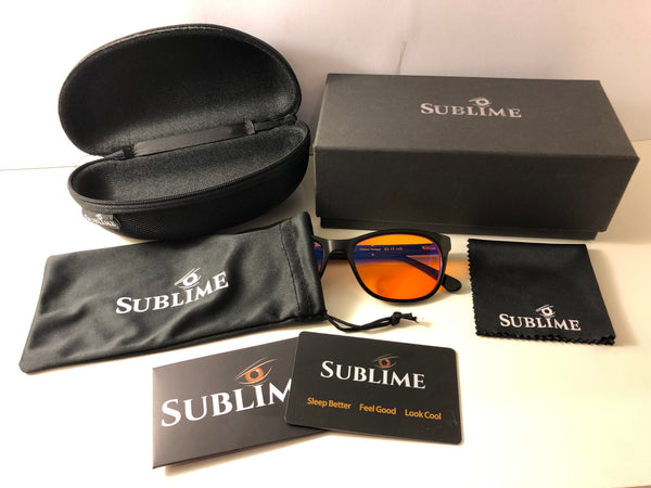 Blue Light Blocking Glasses-Sublime Blue Blockers-Sublime Packaging Classic