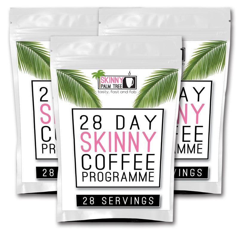 Skinny Palm Tree Weight Loss Coffee – 12 Week Programme