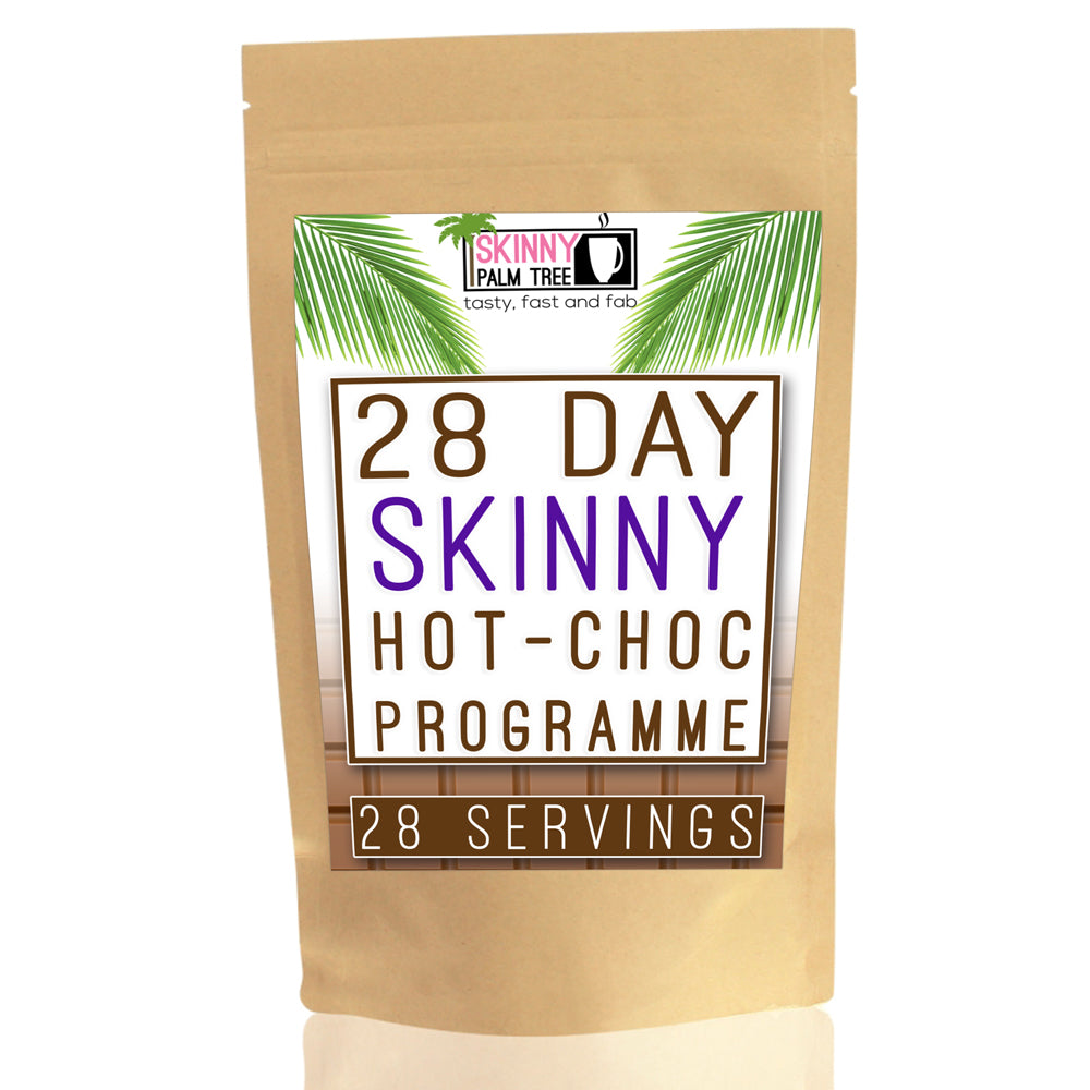 Skinny Palm Tree Weight Loss Hot Chocolate - 28 Day Programme
