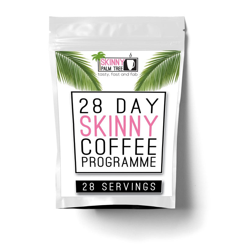 Skinny Palm Tree Weight Loss Coffee – 28 Day Programme