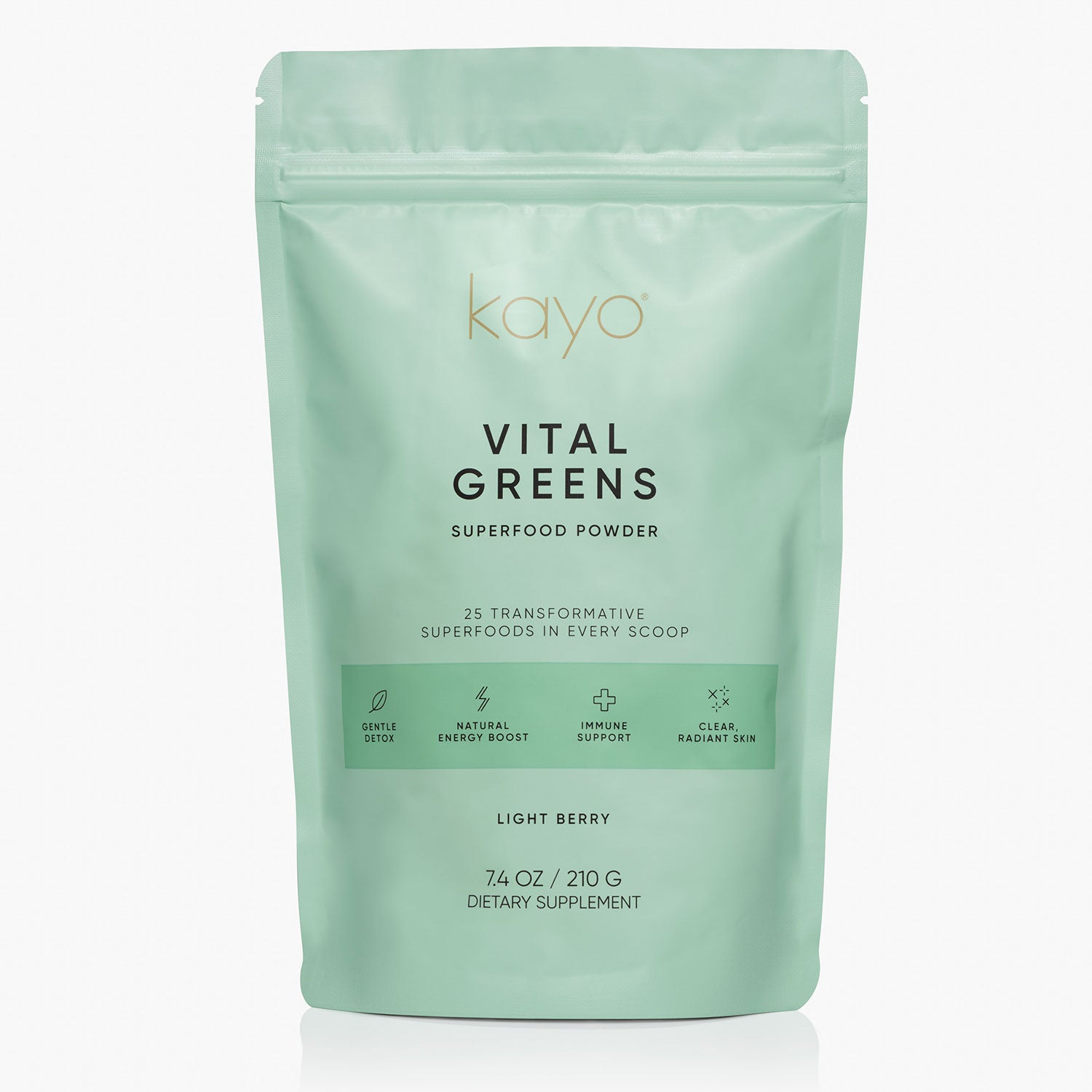 Vital Greens Superfood Powder Drink Mix