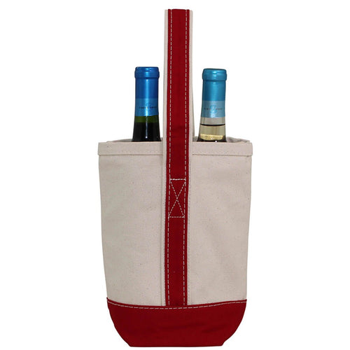 THE GOOD STUFF - WINE TOTE