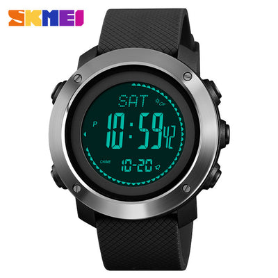 Altimeter Barometer Thermometer Altitude Men Digital Watch - Smartoys