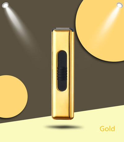 USB Electronic Lighter Rechargeable Cigarette Lighter - Smartoys