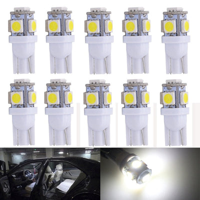 10PCS Led Car Lampada Light - Smartoys